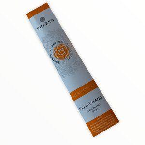 Sacral Chakra -  ylang ylang 7 Incense Sticks